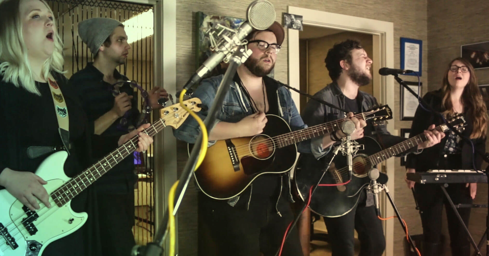 "The Parachute Brigade - ""Carry You Along"" - The Prince Street Sessions"
